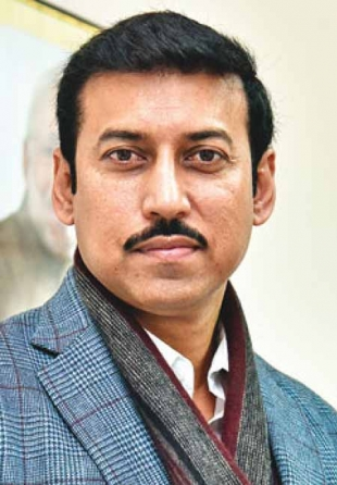 Sony Pictures to live telecast Minister Rathore's  programme from Gold Coast