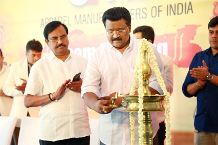 Apparel Manufacturers of India successfully wraps up yet another trade fair in Kochi