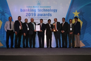 Federal Bank wins the Best Technology Bank of the Year Award