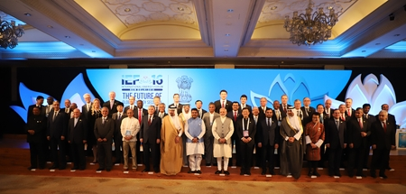 Prime Minister inaugurates 16th International Energy Forum