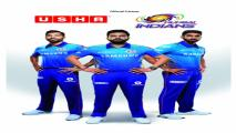 Usha International continues association with Mumbai Indians