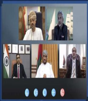 India and Oman review bilateral cooperation